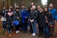 The group in the Grunewald